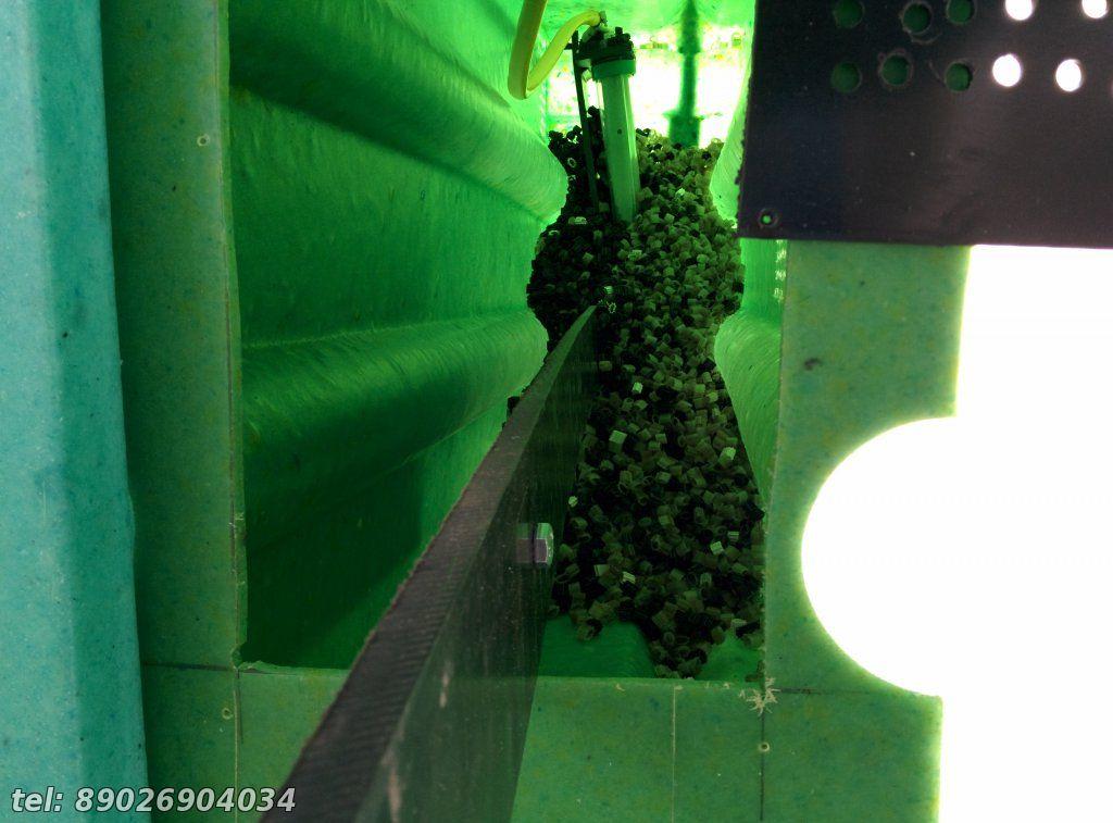 Биотанк схема монтажа