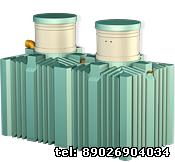 Септик Биотанк-10 (гориз.) пр**