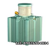Септик Биотанк-4 (гориз.) сам*