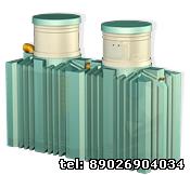 Септик Биотанк-6 (гориз.) пр**