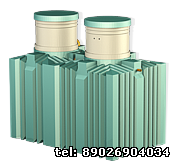 Септик Биотанк-8 (гориз.) пр**